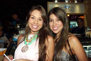 Marta Cepeda y Carolina Fontecha