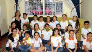 El coro infantil La Cuerda (foto) estará presente en el Festival, junto con otros 300 niños y jóvenes de coros de Bucaramanga y el área metropolitana. - Suministrada / GENTE DE CABECERA