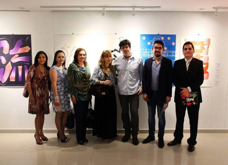 Martha Lucía López, Luz Adriana Ballesteros, Jasmine Moreno, Adriana Arenas, Germán Jiménez, Ciro Caballero y Óscar Castellanos. - Suministrada/GENTE DE CABECERA