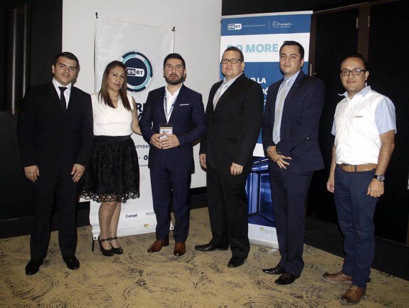 Andrés Guerrero, Martha Gordillo, Alexander Ramírez, Jhon Villegas, Mario Leyva y Felipe Toquica. - Javier Gutiérrez/GENTE DE CABECERA