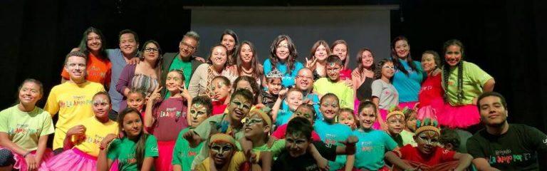 La obra de teatro fue presentada a inicios de este mes en el auditorio Pedro Gómez Valderrama