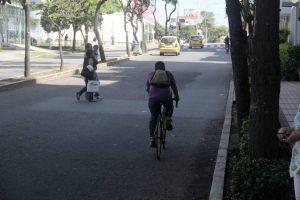 Así lució la comúnmente congestionada Avenida González Valencia con carrera 27