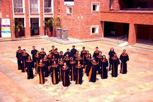 El coro Unab está conformado por 29 estudiantes pertenecientes a seis programas académicos diferentes. - Suministrada/GENTE DE CABECERA