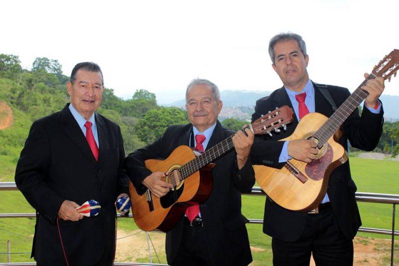 Horacio Saavedra, Enrique Villabona y Ómar Ariza. - Fabián Hernández/GENTE DE CABECERA