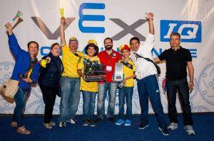El Robotic World Championship 2016 obtuvo el Guiness Record por la mayor cantidad de equipos reunidos en un sólo sitio. El evento será transmitido en diferido el próximo 20 de julio por el canal internacional ESPN 2. - Suministrada/GENTE DE CABECERA