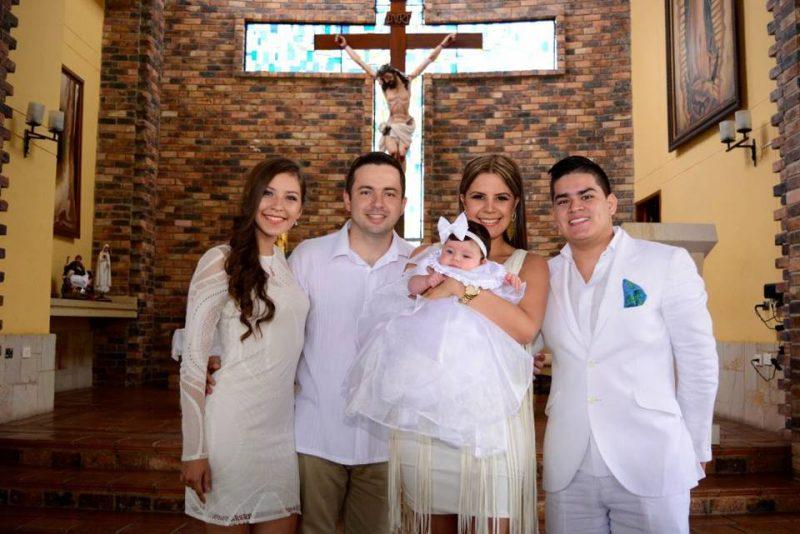 Paula Neira, Emerson Castro, Lesly Gómez, María Paz Castro Gómez y Pipe Villabona. - Suministrada/GENTE DE CABECERA