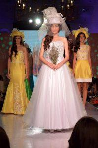 En Expoboda se realizará la pasarela con las últimas tendencias de vestidos de novia, a cargo de diferentes diseñadores. - Suministrada/GENTE DE CABECERA