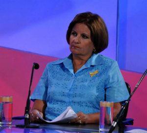 Miriam AlpízarViceministra del Ministerio de Educación Superior de Cuba. Dictará la conferencia 'Educación cubana: logros y retos' en la Unab, el 24 de agosto a las 4 p.m.