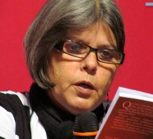 Teresa MeloPoeta, editora, crítica y gestora cultural. Participa en el conversatorio 'Sentimiento cubano' el viernes 26 a las 4 p.m. en la Unab