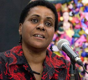 Zuleica Romay Presidenta de Instituto Cubano del Libro. Estará en el Conversatorio 'Presente y futuro: la industria editorial de Cuba' el lunes 22 a las 4 p.m. en la Casa del Libro Total.