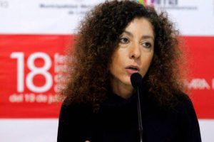 """Leila Guerriero es una periodista y escritora argentina. Se presentará el 25 de agosto, a las 4:00 de la tarde, en el auditorio Carlos Gómez Albarracín, en el conversatorio, """"Periodismo y Literatura"""