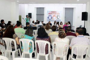 La semana pasada se realizó la inauguración oficial de la emisora escolar en el Colegio Psicopedagógico Carl Rogers. - Suministrada/GENTE DE CABECERA