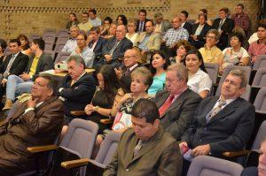 El pasado mes de agosto se realizó el lanzamiento oficial del vigésimo segundo Congreso Nacional de Egresados UIS. - Tomada de Facebook/GENTE DE CABECERA