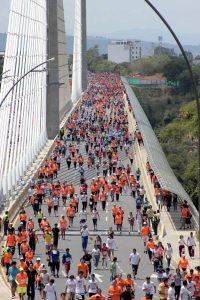 Para este año, se espera superar la cifra de los 42.000 corredores en 2015. - Archivo/GENTE DE CABECERA