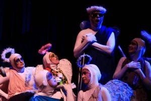 Las obras de teatro se presentarán viernes y sábado a las 7:00 p.m. en el Teatro Corfescu. - Suministrada/GENTE DE CABECERA