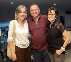 Ivana de Quintero, Francisco Quintero e Irma Rodríguez