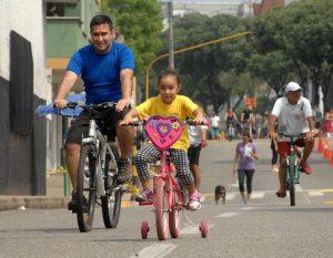 Durante la Semana de la Bicicleta hay actividades programadas para ciclistas de todas las edades. - Archivo/GENTE DE CABECERA