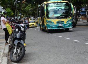La medida obedece al plan de choque contra el transporte 'pirata', anunciado en el país por Mintransporte