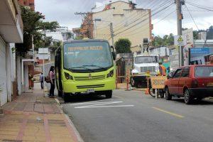 El alimentador que cubre la ruta La Joya - Pan de Azúcar mantiene la nomenclatura AB1. - Archivo/GENTE DE CABECERA