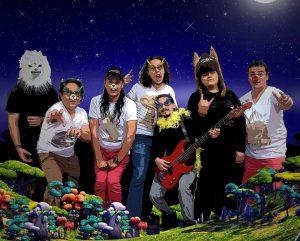 La obra es interpretada por la banda Ensamble rock animal. - Suministrada/GENTE DE CABECERA