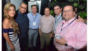 Sarita Ordóñez, Javier Arellano, Camilo Bernal, Mayor Carlos Andrés Manchola, Juan G. Moure y Carlos R. Olarte