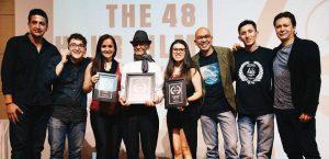 La Corporación Educativa ITAE fue reconocida en 6 categorías del 48 Hour Film Project. - Suministrada/GENTE DE CABECERA