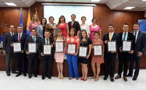 La Udes fue sede de la celebración del Día del Administrador. - Suministrada/GENTE DE CABECERA