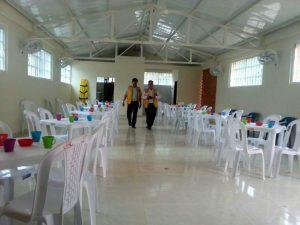El espacio servirá para integrar a la comunidad, especialmente a niños y jóvenes, en actividades recreativas, educativas y de nutrición. - Suministrada/GENTE DE CABECERA