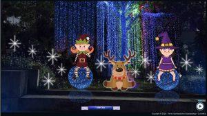Las familias podrán disfrutar de la iluminación y el mundo mágico de la Navidad