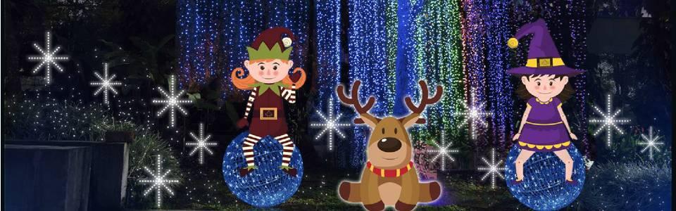 El mundo de la Navidad llega al Parque del Agua