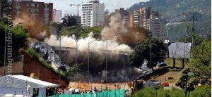 El sábado 4 de junio fue derrumbado el antiguo Puente de Conucos