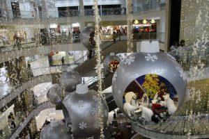 En el centro comercial La Quinta también se realizará la Novena de Aguinaldo a las 6:00 p.m. - Archivo/GENTE DE CABECERA