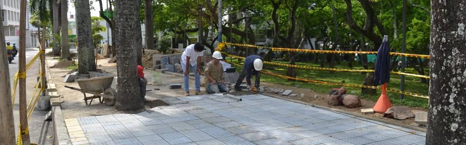 Avanza restauración en San Pío