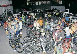 Los recorridos cuentan con el apoyo de la Policía Nacional  - Archivo/GENTE DE CABECERA