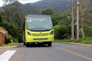 El alimentador AB1 restableció su ruta, cubriendo el recorrido La Joya - Pan de Azúcar. - Archivo/GENTE DE CABECERA