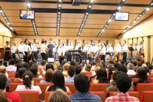 La Orquesta Juvenil de la Unab se encuentra en convocatoria. - Suministrada/GENTE DE CABECERA