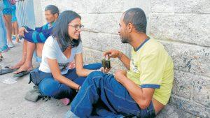 """""""Nuestra intención es que puedan creer en ellos mismos y así empezar de nuevo o mejorar su vida"""", dicen integrantes del movimiento social. - Suministrada/GENTE DE CABECERA"""