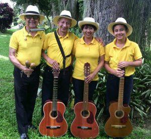 El grupo musical interpreta música colombiana, popular e internacional. - Suministrada/GENTE DE CABECERA