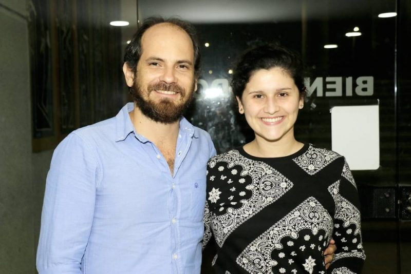 Leandro Ruiz y Silvia Guerrero. - Swami Castro/GENTE DE CABECERA