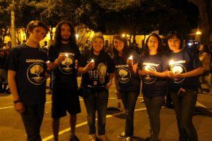 El propósito de la campaña es apagar las luces por 60 minutos.  - Archivo/GENTE DE CABECERA