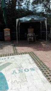Vecinos del parque quieren que el kiosco sea acorde a los diseños del parque. - Suministrada/GENTE DE CABECERA