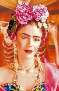 La actriz colombiana, Flora Martínez, será la encargada de personificar a la pintora mexicana, Frida Kahlo.  - Suministrada/GENTE DE CABECERA
