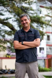 Santiago Roncagliolo estará en el lanzamiento de la edición 15 de Ulibro y hará un conversatorio sobre su trayectoria y su más reciente novela llamada 'La noche los alfileres'.  - Suministrada/GENTE DE CAÑAVERAL