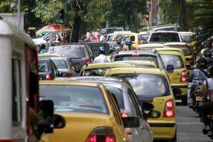 630 mil vehículos circulan actualmente sin ninguna restricción en Bucaramanga. - Archivo/GENTE DE CABECERA