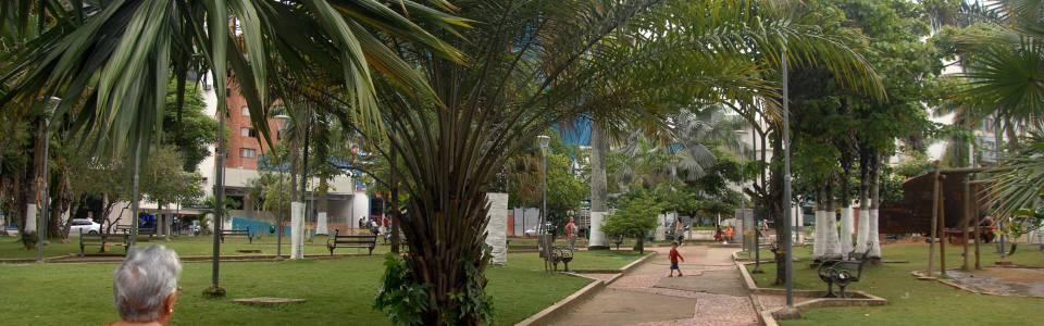 Culminaron adecuaciones en el parque Las Palmas