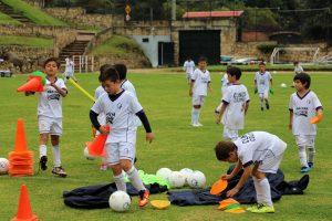 Además del entrenamiento, los chicos reciben formación en valores como honestidad, responsabilidad y liderazgo. - Suministrada/GENTE DE CABECERA