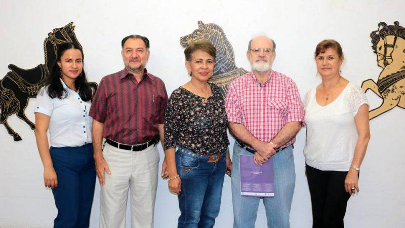 Johanna Camacho, Hernán Rodríguez, Maria Lourdes Ríos, Mario Gómez Díaz y Nidia Ramírez Monroy. - Fabián Hernández/GENTE DE CABECERA