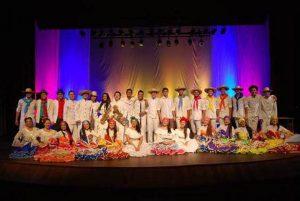 Grupo Música y Danzas Folclóricas UIS. - Suministrada/GENTE DE CABECERA