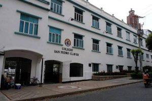 El Colegio San Pedro Claver sigue celebrando sus 120 años. - Archivo/GENTE DE CABECERA