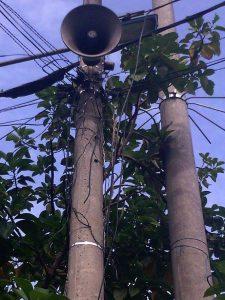 Según informó la JAC de El Prado, la red de cornetas se vio afectada por la renovación de cableado realizada por la ESSA. - Suministrada/GENTE DE CABECERA